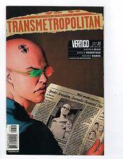 Transmetropolitan # 57 Regular Cover Vertigo NM 1st print 2002