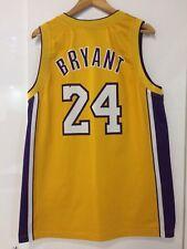 Los Angeles Lakers  Kobe Bryant jersey #24 Champion Size:XL