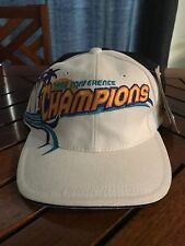 NFL MIAMI BOUND 1998 CONFERENCE CHAMPIONS HAT NWT/PRO LINE
