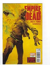 Empire of the Dead Act 2 # 2 NM Marvel TV Show George A Romero