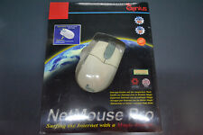 Vintage new Genius netmouse pro PS/2 serial mouse for windows 95/98