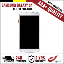 AAA+ LCD TOUCH SCREEN DISPLAY/SCHERM/ÉCRAN WHITE FOR SAMSUNG GALAXY S4 I9500