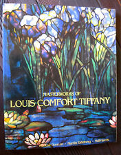 Masterworks of Louis Comfort Tiffany by Duncan, Eidelberg, Harris Softcover ~Bk4