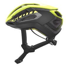 Casco Scott Helmet Centric Plus colore Nero-giallo RC Taglia L
