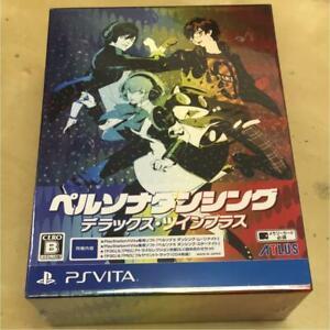 Persona Dancing Deluxe Twin Plus PSV Vita Japanese version