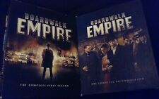 Boardwalk Empire: The Complete First &  Second Season (Blu-ray, 2012)