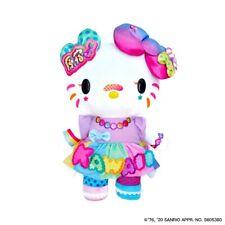 hello kitty kawaii monster plush sanrio japan 6%dokidoki KMC collabo colorful