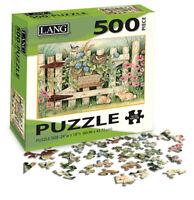 Lang - Garden Gate 500 Piece Jigsaw