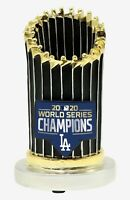MLB Los Angeles Dodgers 2020 World Series Champions Trophy Paperweight