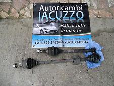 N 2 SEMIASSE FIAT 500 100HP DAL 2007 IN POI