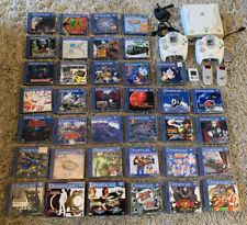 Sega Dreamcast Console Bianco Pulito - 38 giochi rari-collezione molto speciale UK