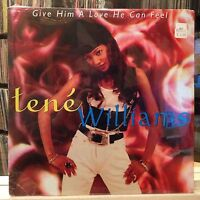 "[SOUL]~SEALED 12""~TENE WILLIAMS~STEVE HURLEY~Give Him A Love He Can Feel~[x6 Mix"
