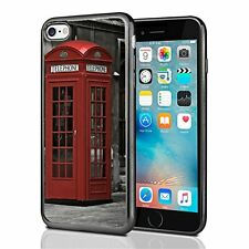 British Telephone Booth For Iphone 7 (2016) & Iphone 8 (2017) Case Cover