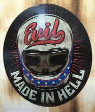 Biker Stunt pegatina/Evil sticker/rockabilly rythm sticker estados unidos Bobber