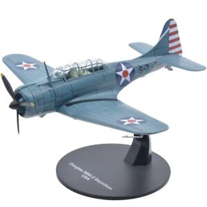 Warbirds of WWII 1:72 USN Douglas SBD-3 Dauntless Dive-Bomber, #WB0004