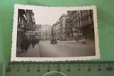 tolles altes Foto - Gasse von Wien - St. Georgs Bierhaus - Österr. Lichtbildstel