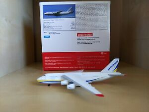 Antonio Airlines An-14 1:500 Scale Model By Herpa