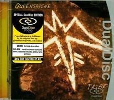 Queensrÿche ‎– Tribe CD/DVD DualDisc NEW AND SEALED