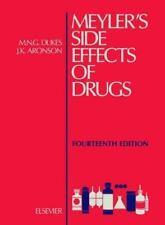 Meyler's Side Effects of Drugs, Volume 14, Fourteenth Edition
