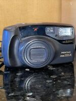 Pentax Zoom 105-R AF 35mm Compact Camera with 38-105mm Lens Free P&P