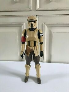✨ Figurine Rogue One Shoretrooper Star Wars Hasbro 30 Cm
