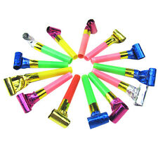 10x Blowouts Party Birthday Blow Outs Noisemakers Kids Child Toy Favours JCAU