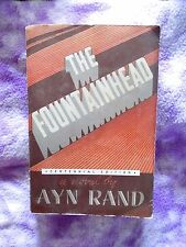 The Fountainhead by Ayn Rand 2004 Paperback Centennial Edition