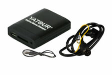 USB Sd Aux in MP3 CD Changer Adapter Interface Volvo HU-650