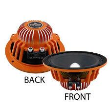 """Heat Car Audio Neodymium 6.5"""" inch 4 Ohm 200 Watt Mid Bass Speaker - HEATNE06"""