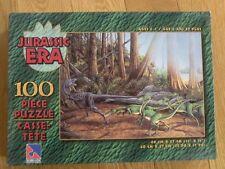 Jurassic Era (2), 100 Piece Jigsaw Puzzle, New in Box.