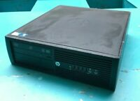 HP Compaq 4000 Pro SFF PC Intel Pentium E5800 @3.20GHz 4GB RAM NO HDD NO OS