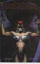 SATANIKA #1 Verotik 1996 1st Print Adult Horror Fantasy Demon Superhero Magic