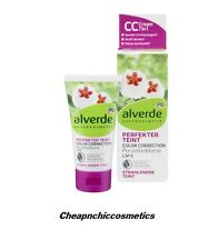Alverde - CC Creme 7 en 1- perfecteur de teint  Color Correction - 50ml