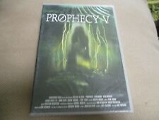 "DVD NEUF ""PROPHECY 5 V"" Kari WUHRER, Jason SCOTT LEE / Gregory WIDEN - horreur"