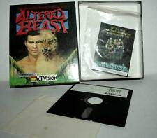 ALTERED BEAST FLOOPY DISK SEGA USATO COMMODORE 64 EDIZIONE EUROPEA DM1 40990