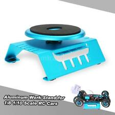 Aluminum Work Stand for 1/8 1/10 Scale RC Cars Blue L0U2
