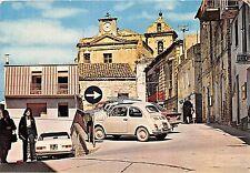 Cartolina - Postcard - Castiglione Messer Raimondo - Via V. Emanuele - NVG