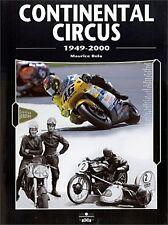 Continental Circus 1949-2000   50 Years Motorcycle World Championship (M. Büla)