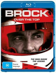 Brock Over The Top Blu-ray (2020) BRAND NEW Region B
