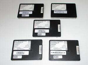 """Lot of 5 x Intel SSD DC S3500 Series 240Gb 6Gb/s SATA SSDSC2BB240G4 2.5"""""""