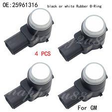 4PCS For GM Backup Reversing Parking Assist Object Sensor PDC O-ring 15239247