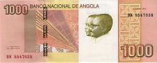 Angola 1000 Kwanzas 2012 Pick 156 (1)