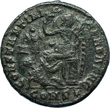 CONSTANTINE I the GREAT Victory vs LICINIUS I 327AD Ancient Roman Coin i66136