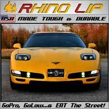 97-04 Corvette C-5 Flexible Rubber Stance Style Chin Lip Spoiler Splitter Saver