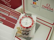 Omega Seamaster 300m - 2010 Vancouver Olympics 2123.0412.0040.01 - UNWORN