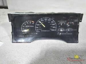 1996 GMC 1500 Pickup SPEEDOMETER INSTRUMENT CLUSTER GAUGES