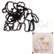 Sugarcraft Patchwork cutters - Lamb and Babies Cutter Nursery Baby Embosser Tool