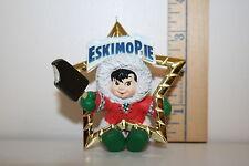 Carlton Cards Ornament - North Pole Treat - Eskimo Pie - First in Series