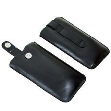 Leder Handy Tasche für Medion E5008 MD60746 Smartphone Magnetverschluss