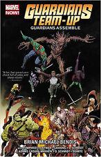 Guardians Team-Up Volume 1: Guardians Assemble, Brian Michael Bendis, Arthur Ada